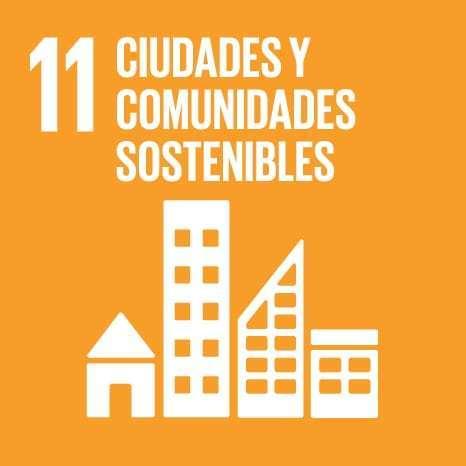 ODS Ciudades y comunidades sostenibles gracias al carpooling