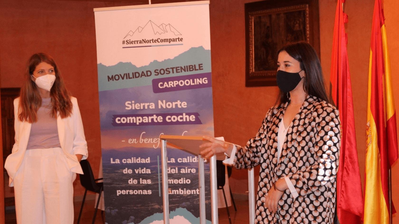 Presentación de un proyecto sin precedentes: #SierraNorteComparte